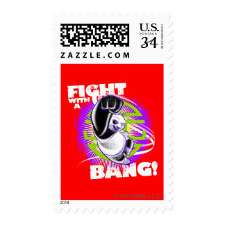 Fight with a Bang Postage