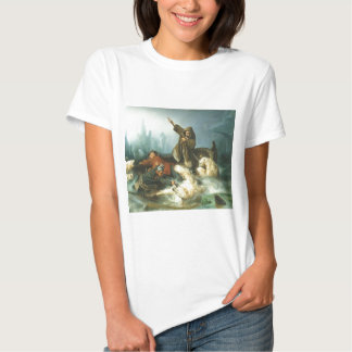 Fight with Polar Bears T-Shirt