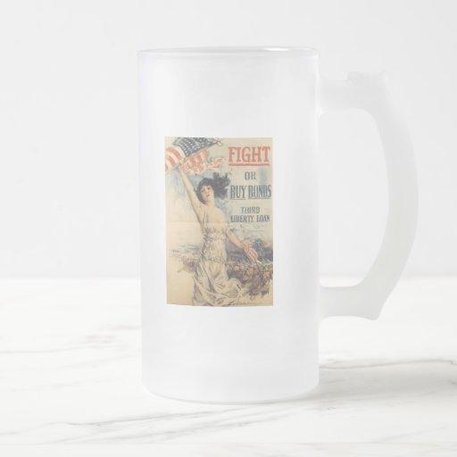 Fight World War 2 Mug
