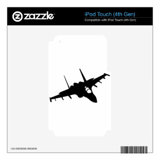 fighter aircraft skins for iPod touch 4G