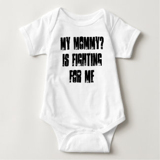 Fighter Baby Bodysuit