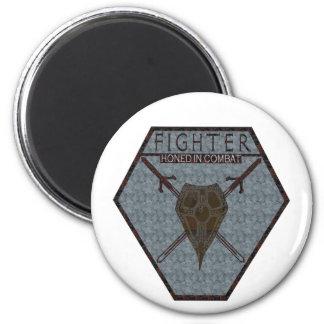 Fighter Fridge Magnets