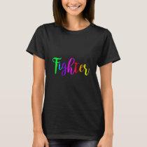Fighter/I Am Inv Illness T-Shirt