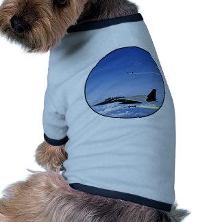 Fighter Jet Pet Clothing