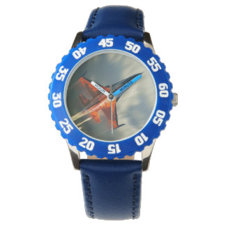 Fighter Jet Military airplane speed Wrist Watches