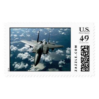 Fighter Jet Postage