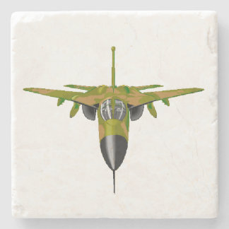 FIGHTER JET STONE COASTER