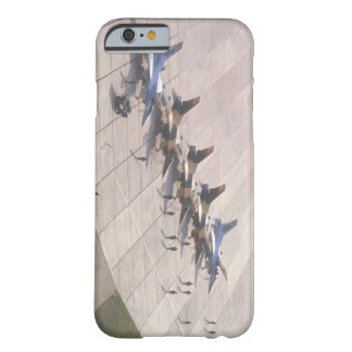 Fighter jets on ramp ready_Military Aircraft Barely There iPhone 6 Case