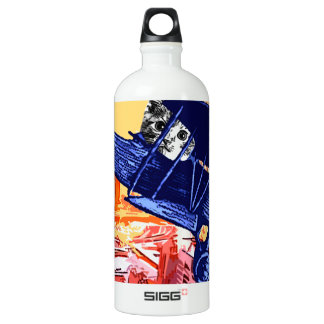 Fighter Meow SIGG Traveler 1.0L Water Bottle