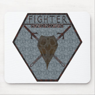Fighter Mouse Pad