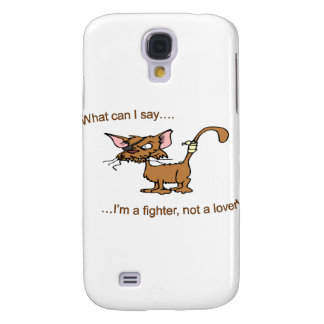 Fighter Not Lover Samsung Galaxy S4 Cover