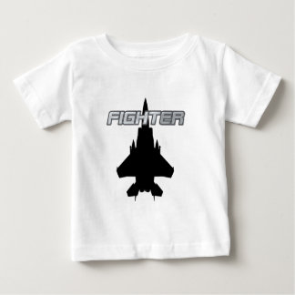 Fighter Pilot Baby T-Shirt