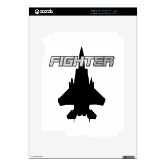 Fighter Pilot Decals For iPad 2