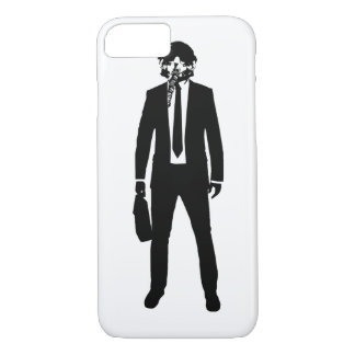 Fighter Pilot Fashion Suit iPhone 7 Case