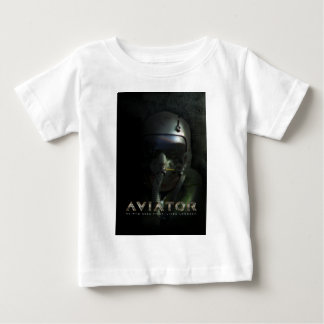 Fighter Pilot Hud Helmet Baby T-Shirt