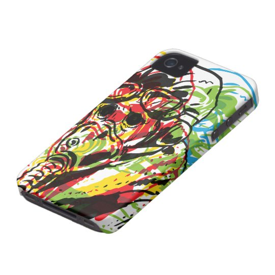 Fighter Pilot iPhone 4 Case