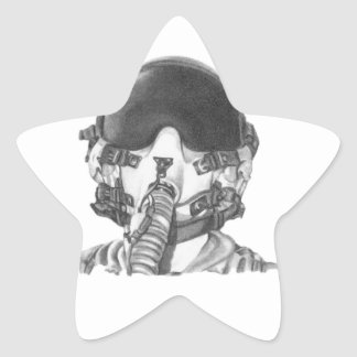 Fighter Pilot Stickers