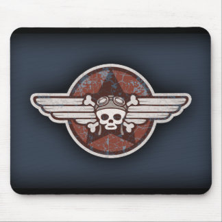 Fighter Pirate Mouse Pad