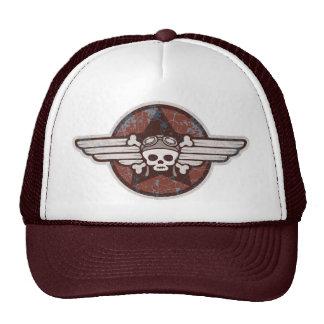 Fighter Pirate Trucker Hat