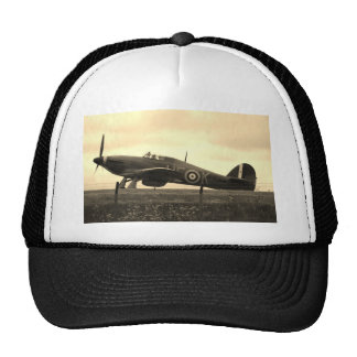 Fighter Scrambled For Take Off Trucker Hat