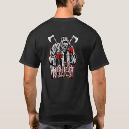Fighter Skull T-Shirt
