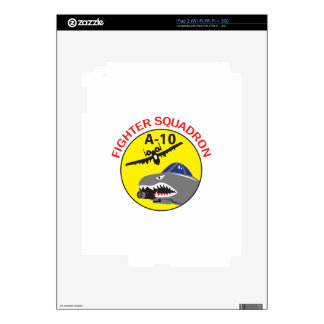 Fighter Squadron Skins For iPad 2