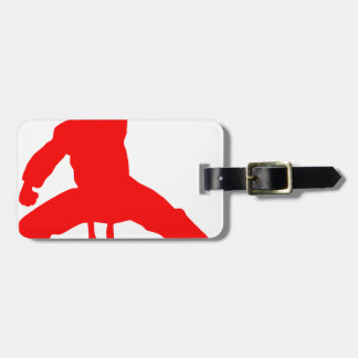 Fighter-talk Luggage Tag