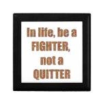 FIGHTER vs Quitter TEMPLATE Resellers Welcome GIFT Trinket Boxes