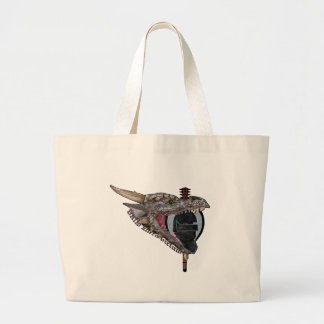 Fighters Guild Large Tote Bag
