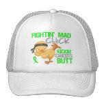Fightin Chick General Lymphoma Trucker Hat