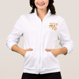 Fightin Chick Leukemia Jacket