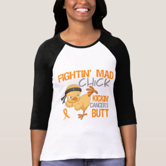 Fightin Chick Leukemia Shirts