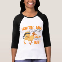 Fightin Chick Leukemia T-Shirt