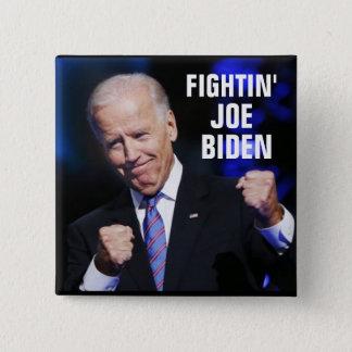 Fightin' Joe Biden Pinback Button