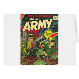 Fighting Army Card