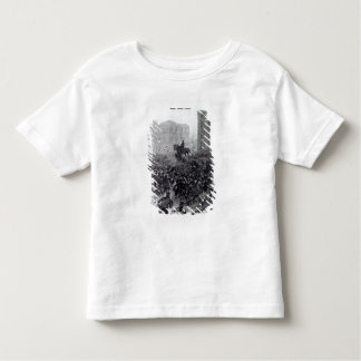 Fighting at the Liverpool General Transport Toddler T-shirt