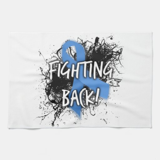 Fighting Back Hand Towels