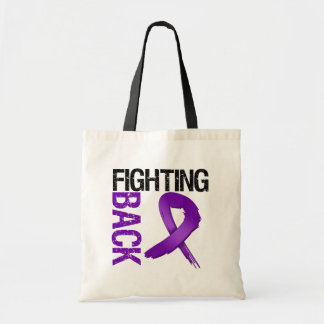 Fighting Back ITP Awareness Canvas Bags