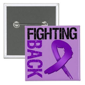 Fighting Back ITP Awareness Pins