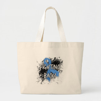 Fighting Back Large Tote Bag