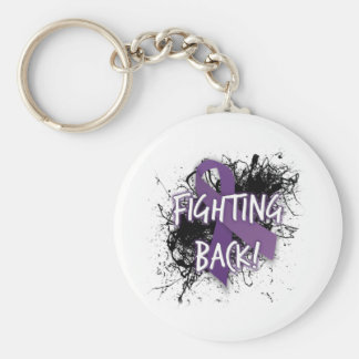 Fighting Back- Lupus Keychain