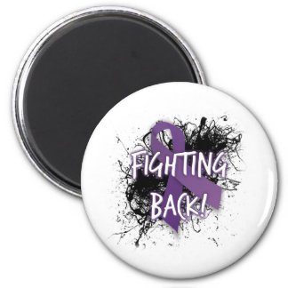 Fighting Back- Lupus Magnet