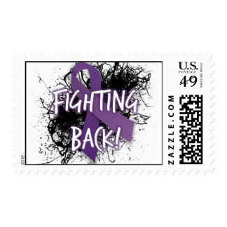 Fighting Back Lupus Postage Stamps