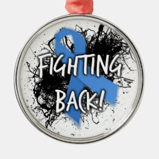 Fighting Back Christmas Ornaments