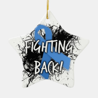 Fighting Back Ornament