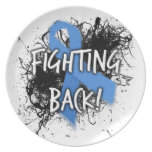 Fighting Back Party Plates