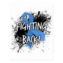 Fighting Back Postcard