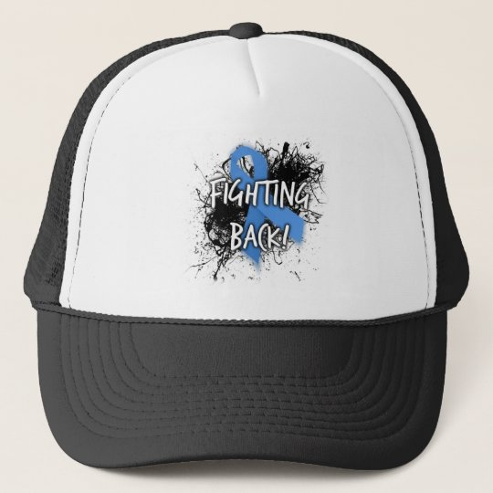 Fighting Back Trucker Hat