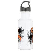 Fighting Back Water Bottle