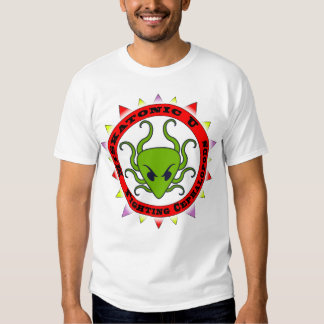 FIGHTING CEPHALOPODS SHIRT